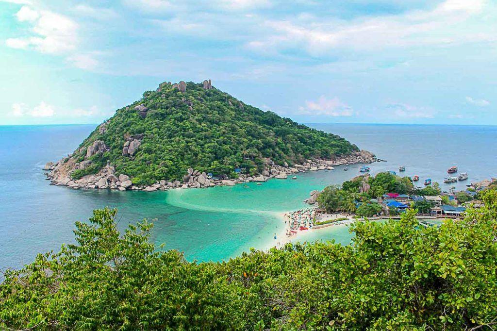 Descubra como chegar em Koh Tao de diferentes lugares na Tailândia.