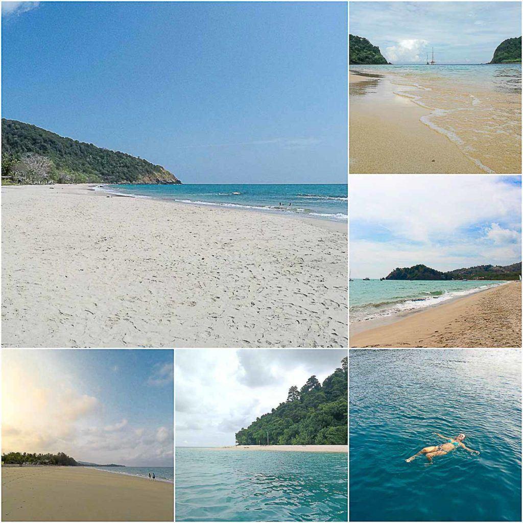 The best beaches in Koh Lanta.