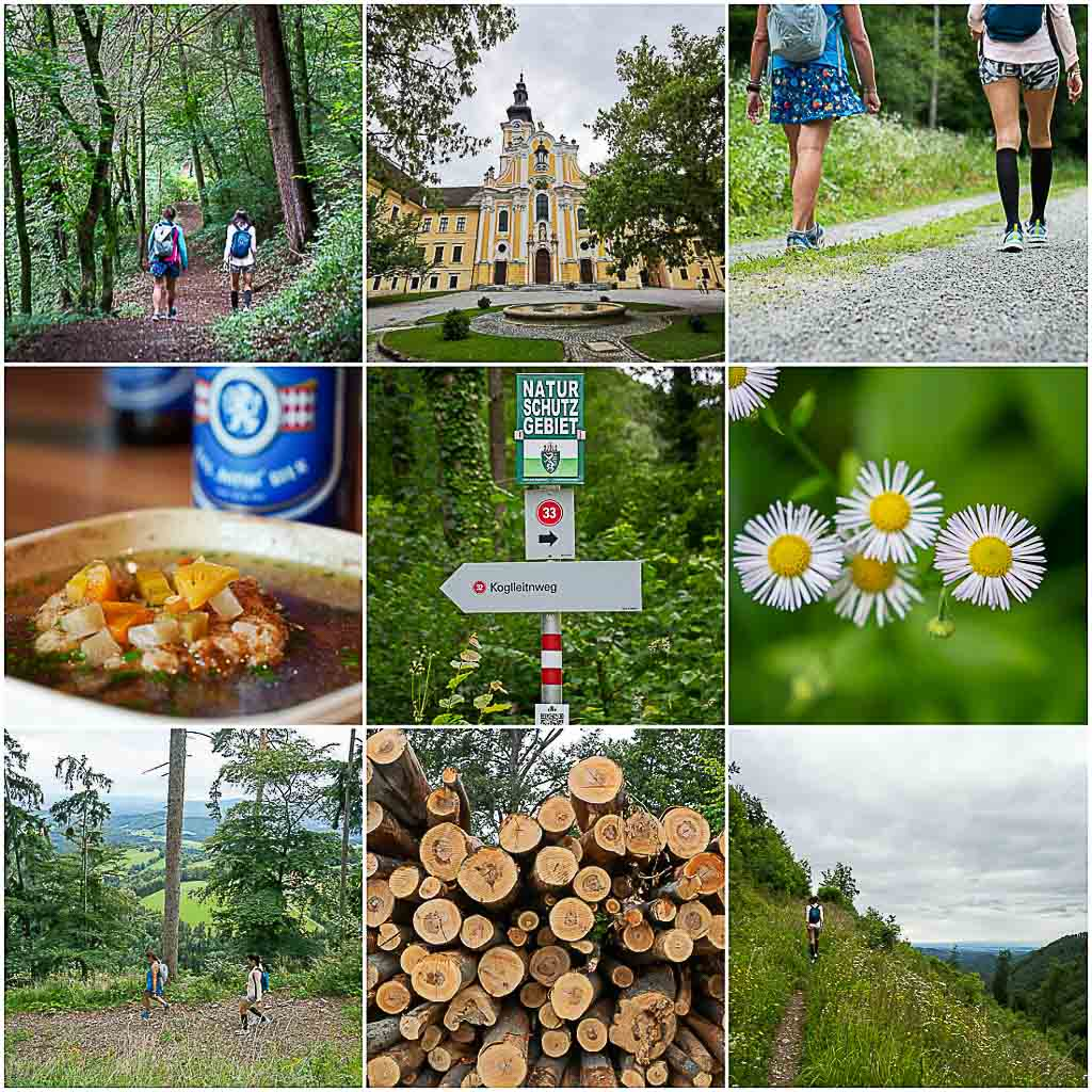 Love nature and want to know what to do in Graz? There are many hiking and mountain biking trails nearby.