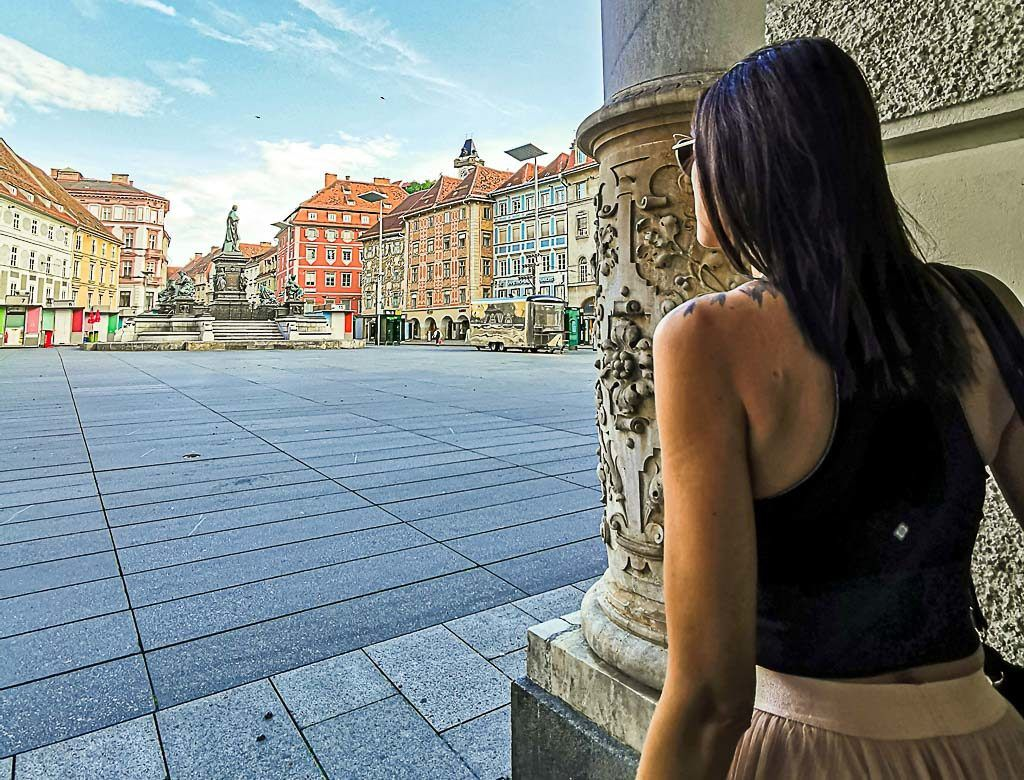 There's so much to see when you arrive in Graz.