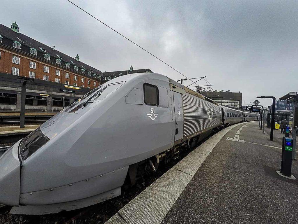 Quanto custa viajar para Copenhagen? Descubra aqui como viajar de trem na Escandinávia usando o Eurail Pass.