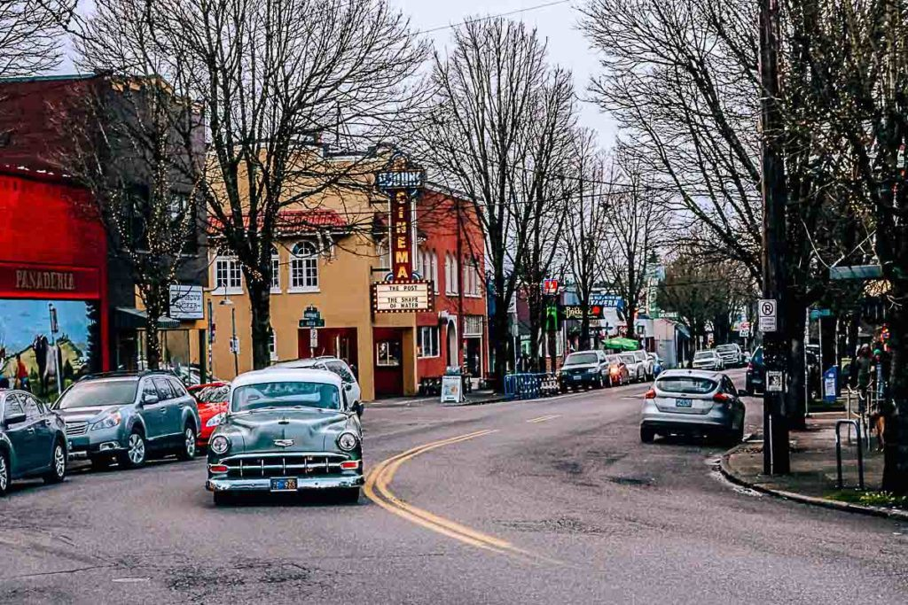 Find out transportation costs in Portland, Oregon.
