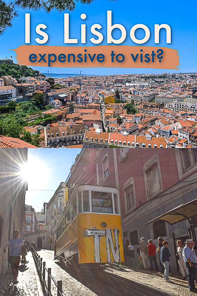 Is Lisbon expensive to visit? Discover how much it costs to travel to Lisbon, Portugal, the average daily budget for any traveler, and how to save. We breakdown the costs to visit Lisbon, the average price of hotels in Lisbon, transportation, attractions, tours, plus tips to make your travel budget last longer.
