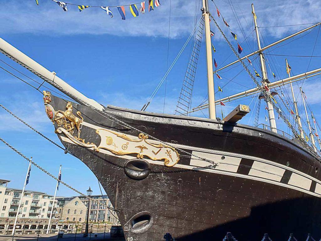 Museu SS Great Britain. Tudo sobre as atrações no Reino Unido e como planejar seu orçamento de viagem neste artigo completo.
