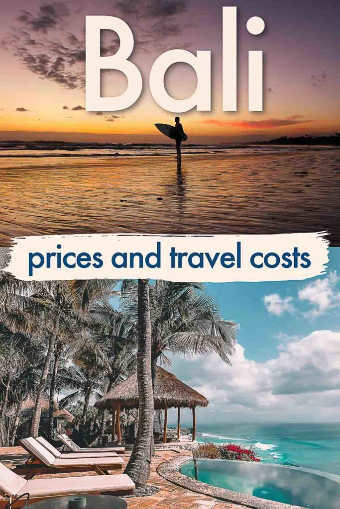 A Bali price guide as you have never seen before. We listed all travel expenses you can have in Bali, Indonesia, for a luxury holiday or budget trip so you can relax while planning and enjoying your Bali holiday. We breakdown Bali hotel prices, costs of getting around the island, activities, food, and shopping. More than a guide, we also give you tips on using your money wisely to make the most of your trip and how to save. Bali is a great destination for any budget; you only need to know to plan the perfect Bali vacation.