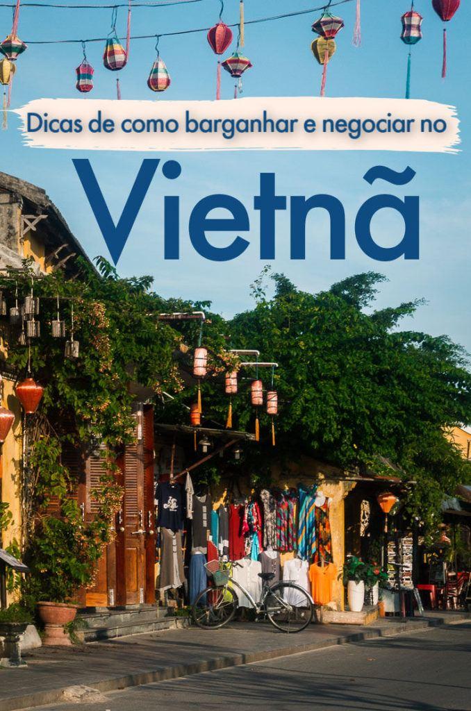 O Vietnã é um paraíso para compras e você vai encontrar de tudo por lá. No entanto, para obter os melhores preços e produtos, você vai precisar barganhar no Vietnã, o que não é uma tarefa fácil para muitos viajantes. É por isso que reunimos algumas dicas úteis para ajudá-lo a negociar e aproveitar suas aventuras enquanto vai às compras nas lojas e mercados do Vietnã.
