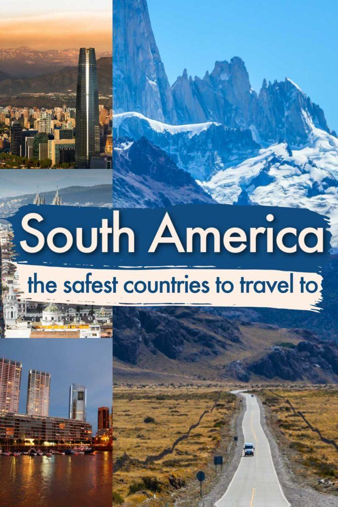If you dream of traveling to South America but have been concerned about safety, worry no more. We put together a guide to the safest countries in South America, explaining why they are safe destinations and what you should consider when planning a trip there. Plus tips on what to see and do in each of them. You will be surprised by the amount of incredible and safe places South America has to offer, from historic cities to outdoor adventures and food experiences.