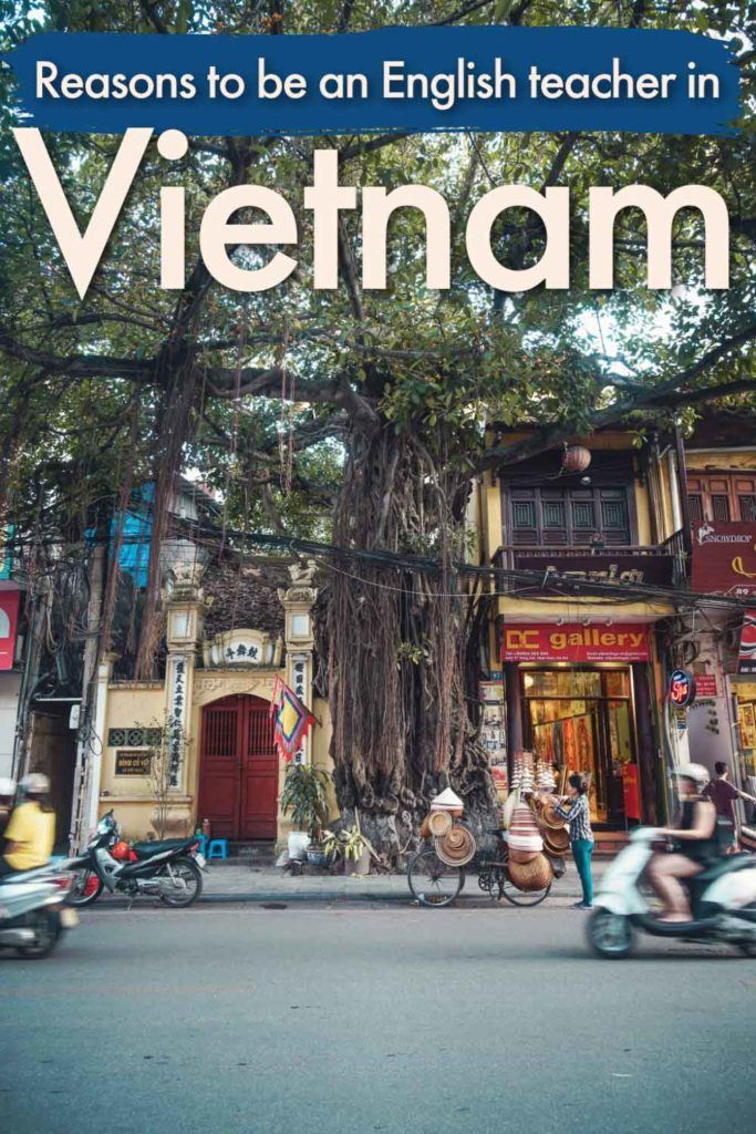 Are you thinking of moving to Vietnam to teach English? Read this post and discover five amazing reasons why teaching English in Vietnam can be a lifetime experience. Plus, what to expect from Vietnam's cost of living, English teaching salary, travel opportunities and more.