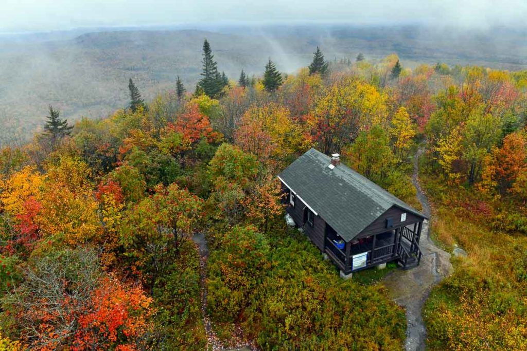 The Adirondack Mountains are some of the oldest mountains on earth, and a must see mountain range in the US.