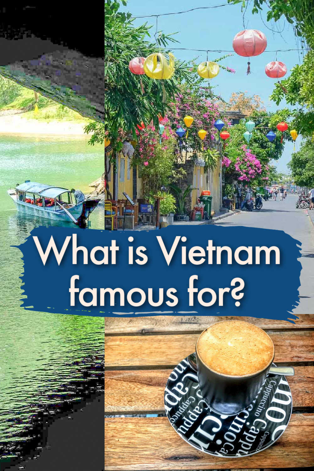 Vietnam is famous for its food, history, war, and many other amazing things you can only do and see there. So if you are dreaming of an unforgettable trip to Vietnam this post will feed you with wanderlust and practical information to enjoy the best of Vietnam from North to South, from beaches to mountains, passing by busy cities like Hanoi and Ho Chi Minh. Plus travel tips to plan your Vietnam holiday, from visas to accommodation and tours.